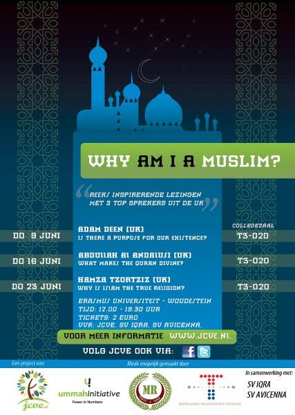Why am I a Muslim