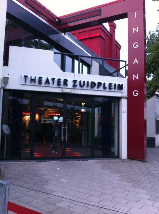Ingang Theater Zuidplein
