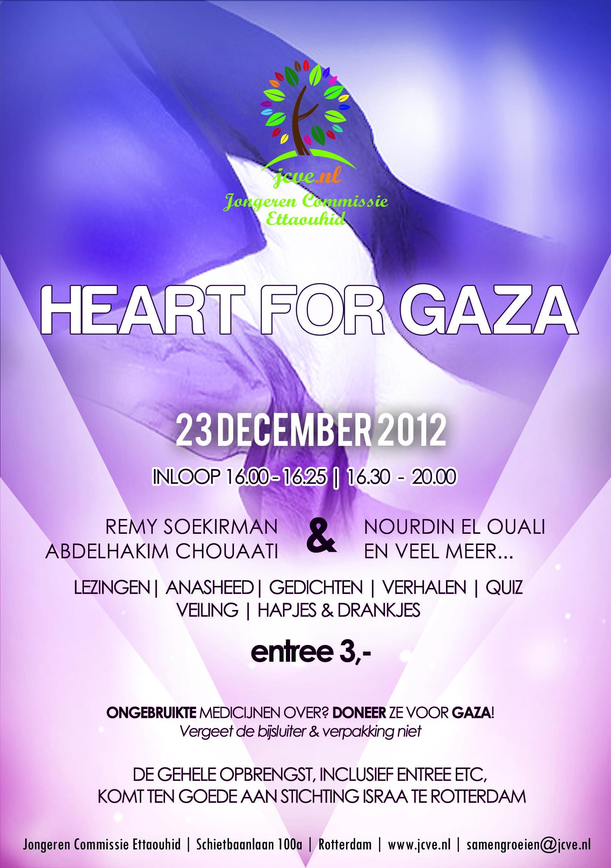 heart for Gaza