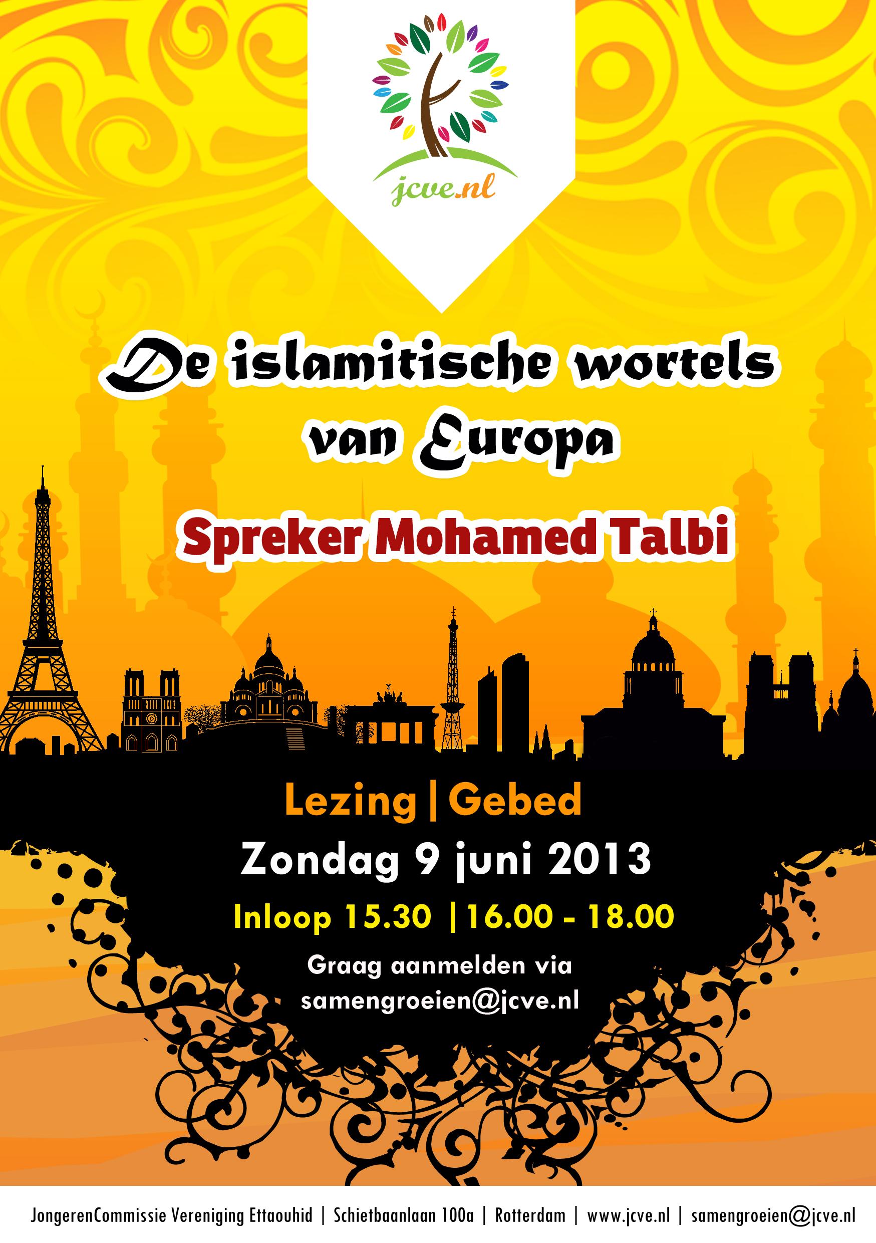 De islamitische wortels van Europa