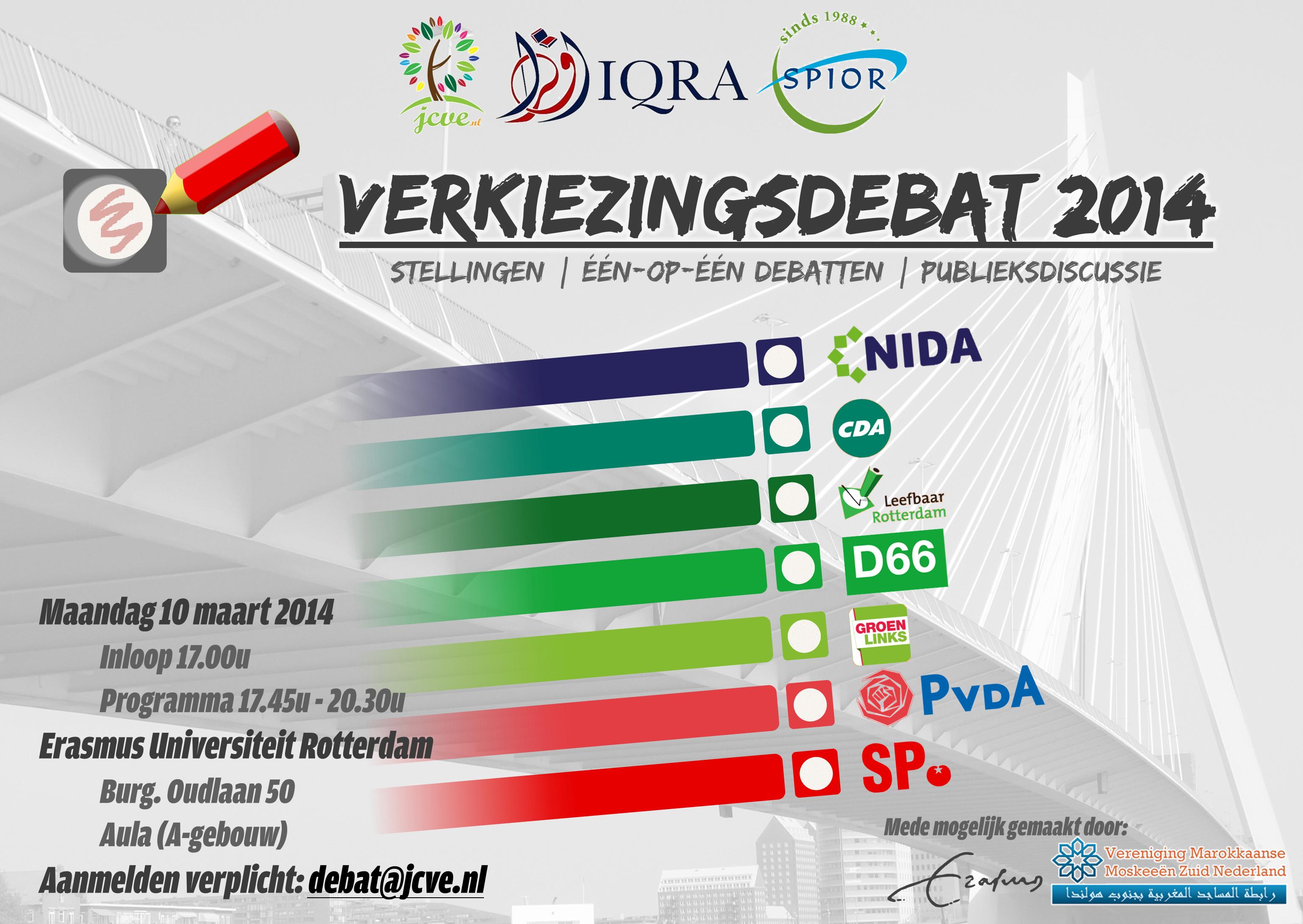 Verkiezingsdebat2014