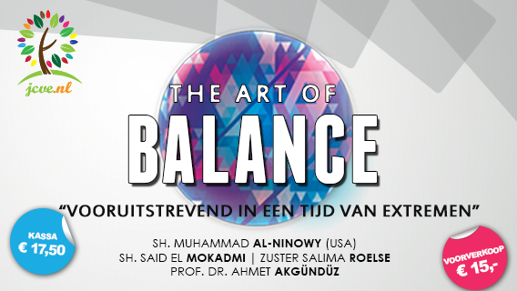 Dé conferentie 2014: 'The Art of Balance'
