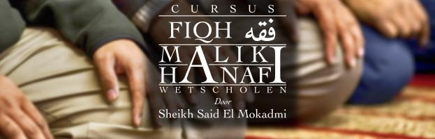 Cursus: 'Hanafi en Maliki fiqh' | Het Gebed 2 | Sh. Said El Mokadmi | Do 1 okt 2015