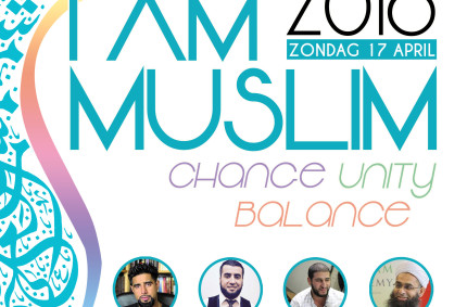 Dé Conferentie 2016 | I am Muslim | R'damse Schouwburg | zo 17 april 2016